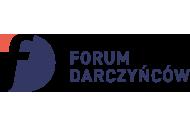 Logo - Forum Darczyńców